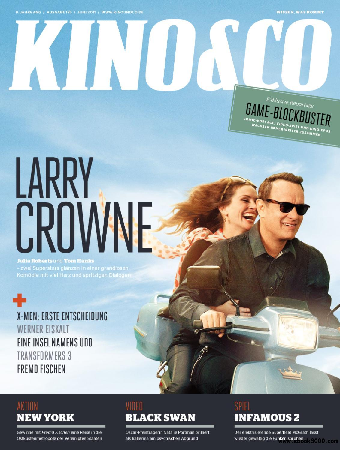 Kino&Co - Juni 2011 free download