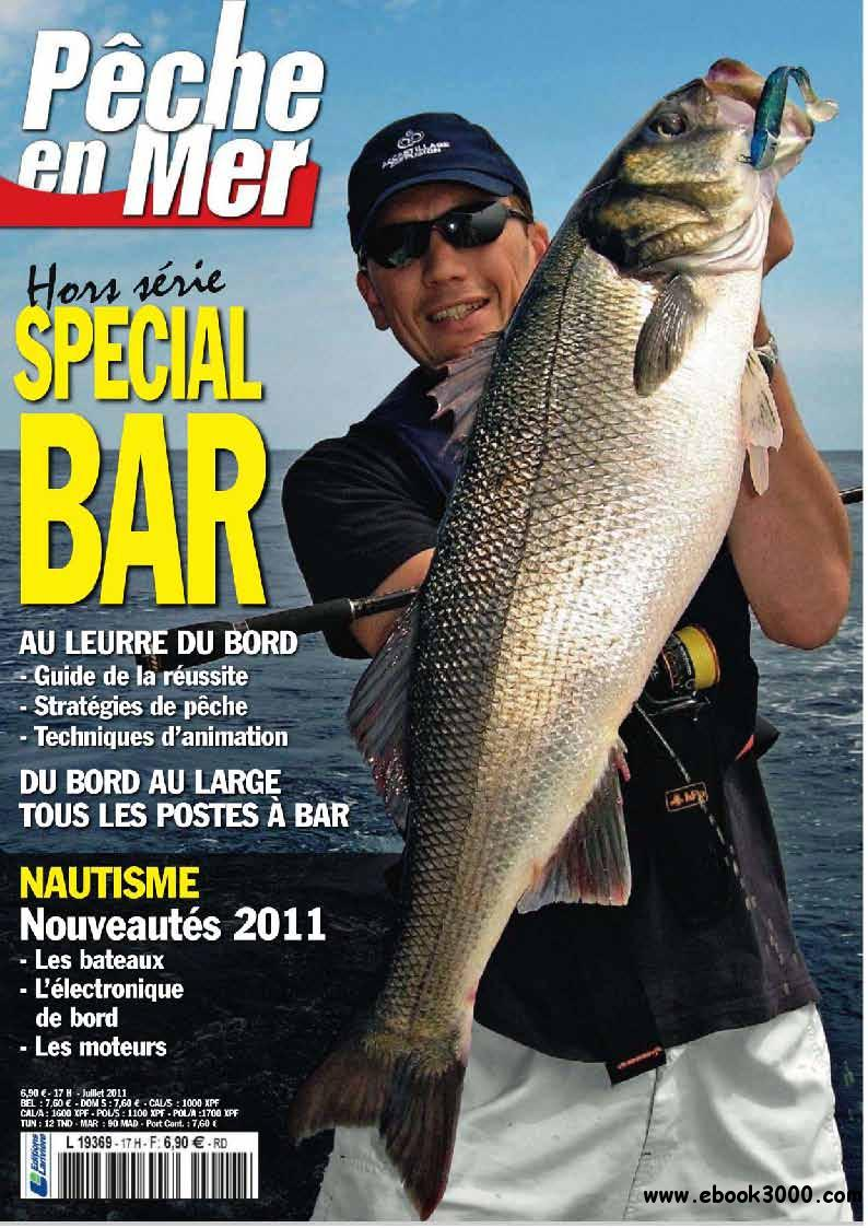 Peche en mer Hors Serie - Special Bar - July 2011 (Juillet 2011) free download