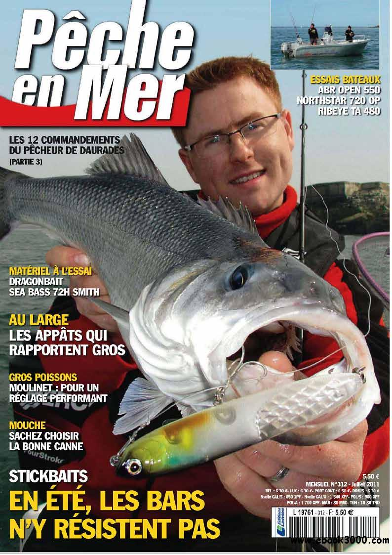 Peche en mer July 2011 (Juillet 2011) free download