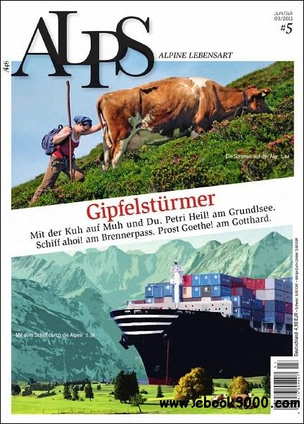 Alps - Juni/Juli 2011 free download