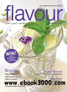 Flavour Magazine London - July 2011 free download