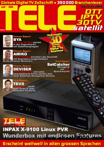 TELE-satellite 11-07 free download