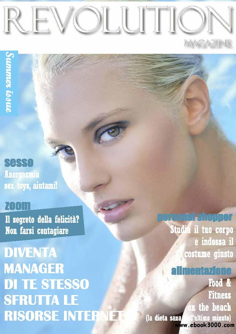 Revolution June/July 2011 (Nr.10 Giugno/Luglio 2011) free download