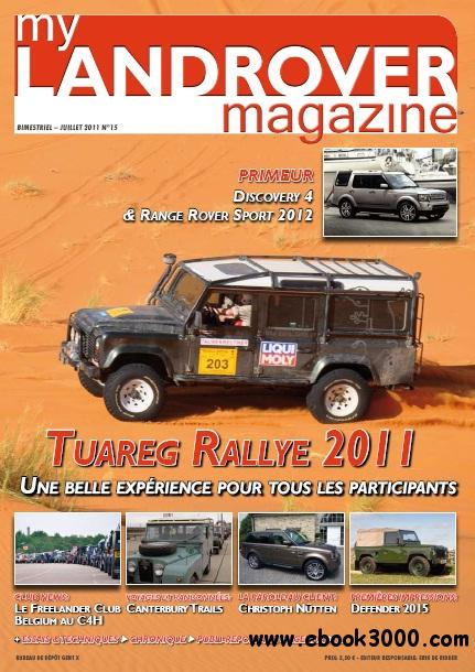 My Landrover Magazine - Juillet 2011 free download