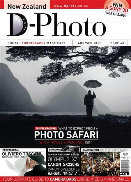 D-Photo No.43 - August/September 2011 free download
