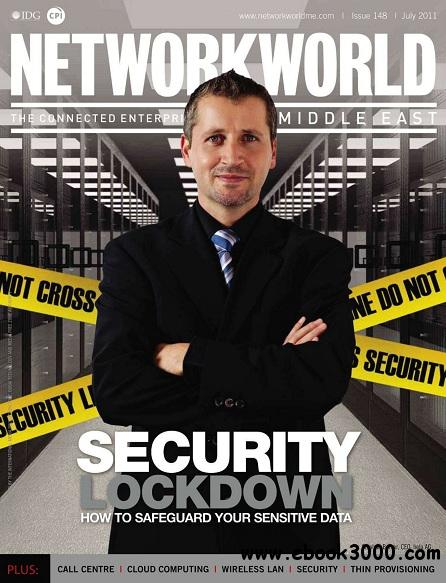 Network World Middle East - July 2011 free download