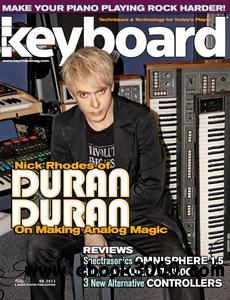 Keyboard Magazine - August 2011 free download