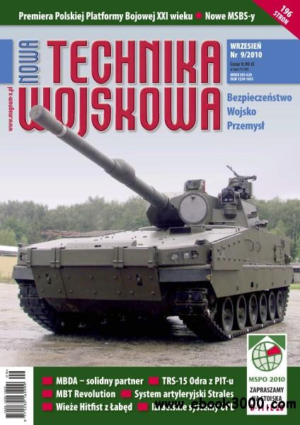 Nowa Technika Wojskowa 2010-09 free download