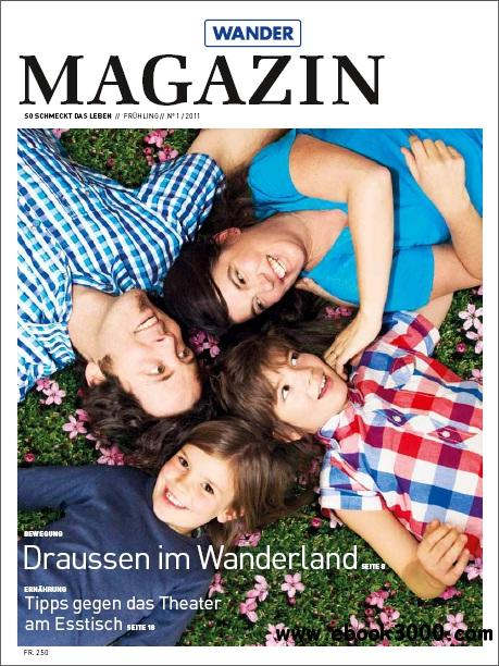 Wander Magazin - Fruhling 2011 free download