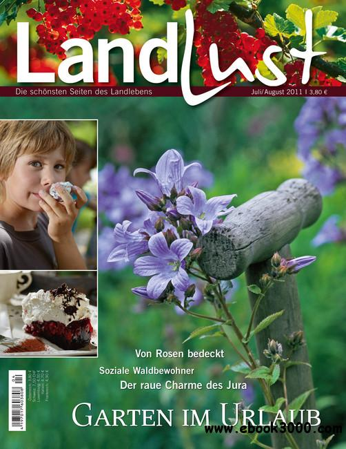 Landlust Magazin Juli August No 04 2011 free download