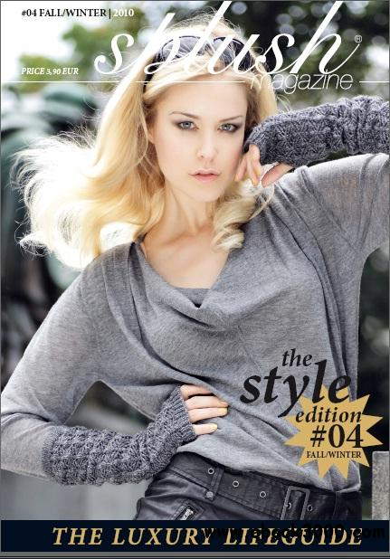 Splush Magazine - Fall/Winter 2010 free download