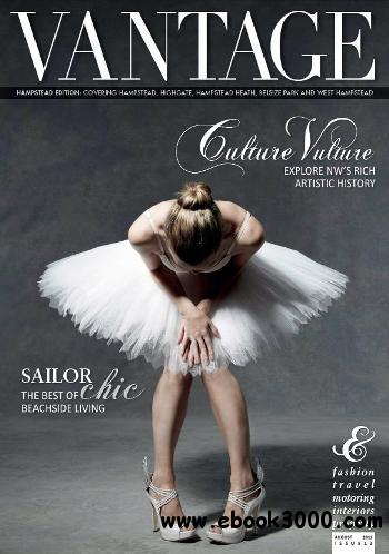 Vantage Magazine - August 2011 free download