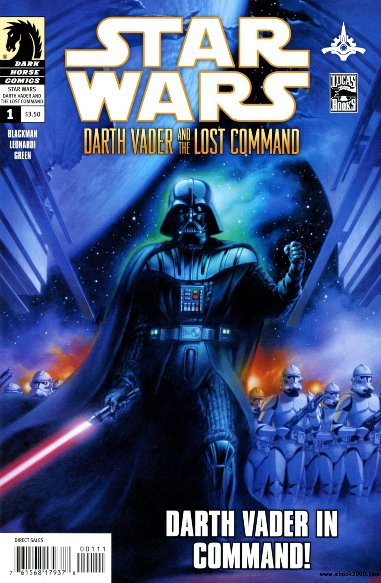 Star Wars: Darth Vader and the Lost Command #1-5 [complete] free download