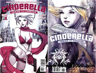 Cinderella - Fables are Forever #1-6 (2011) free download