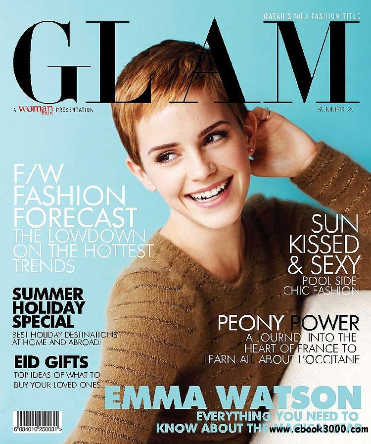 Glam - July-August 2011 free download