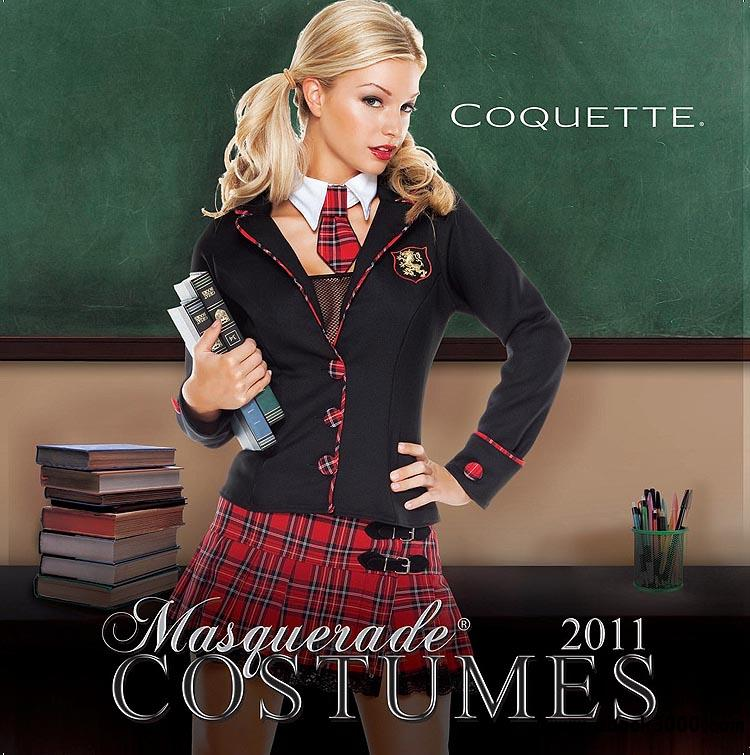Masquerade by Coquette - Costumes 2011 catalog free download