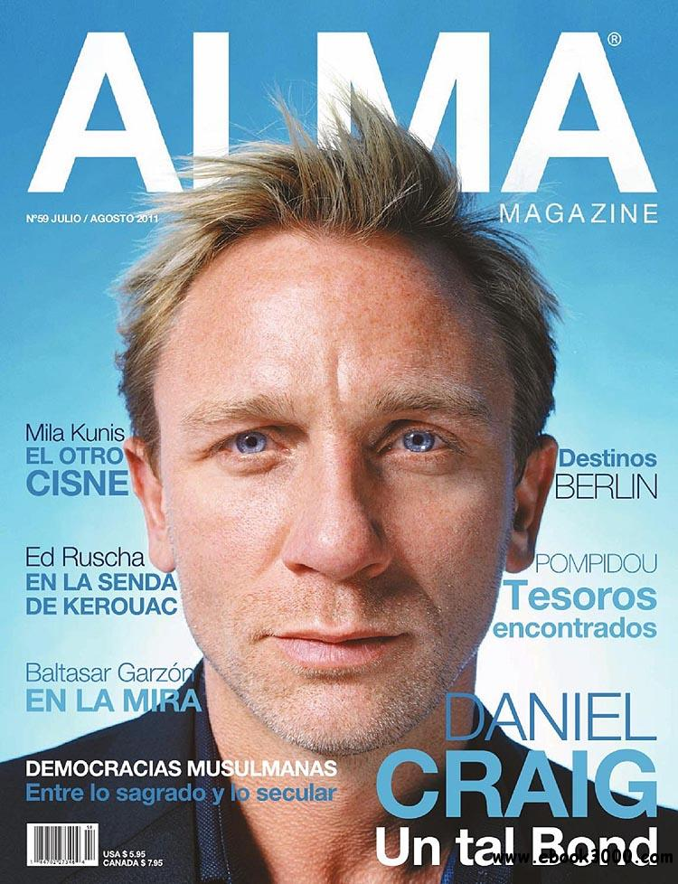 ALMA Magazine - N 59 Julio-Agosto 2011 free download