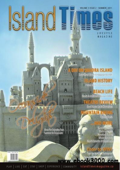 Island Times - July 2011 free download