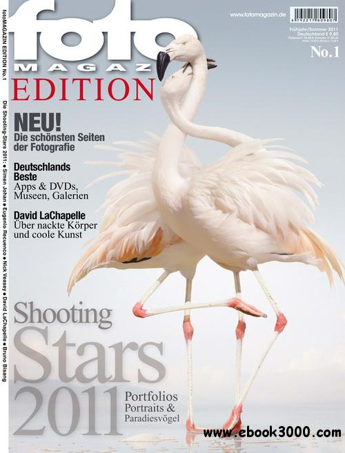 Foto Magazin Edition 1 2011 (Sonderausgabe) free download