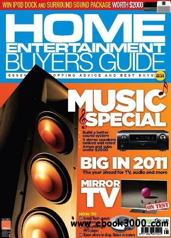 Home Entertainment Buyers Guide - Autumn 2011 free download