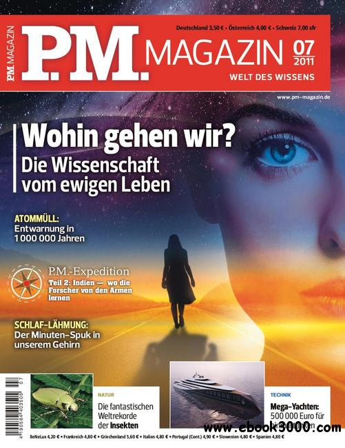 PM Welt des Wissens Magazin Juli No 07 2011 free download