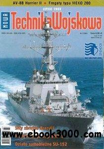 Nowa Technika Wojskowa 2003-07 free download
