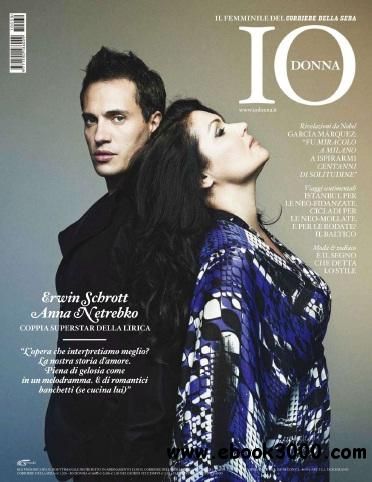 Io Donna / Italy - 23 July 2011 free download