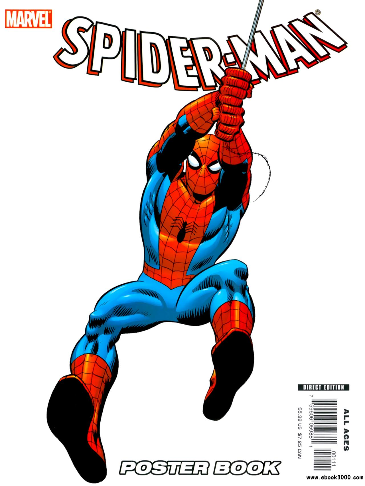 Spider-Man Poster Book (2007) free download