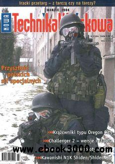 Nowa Technika Wojskowa 2004-03 free download