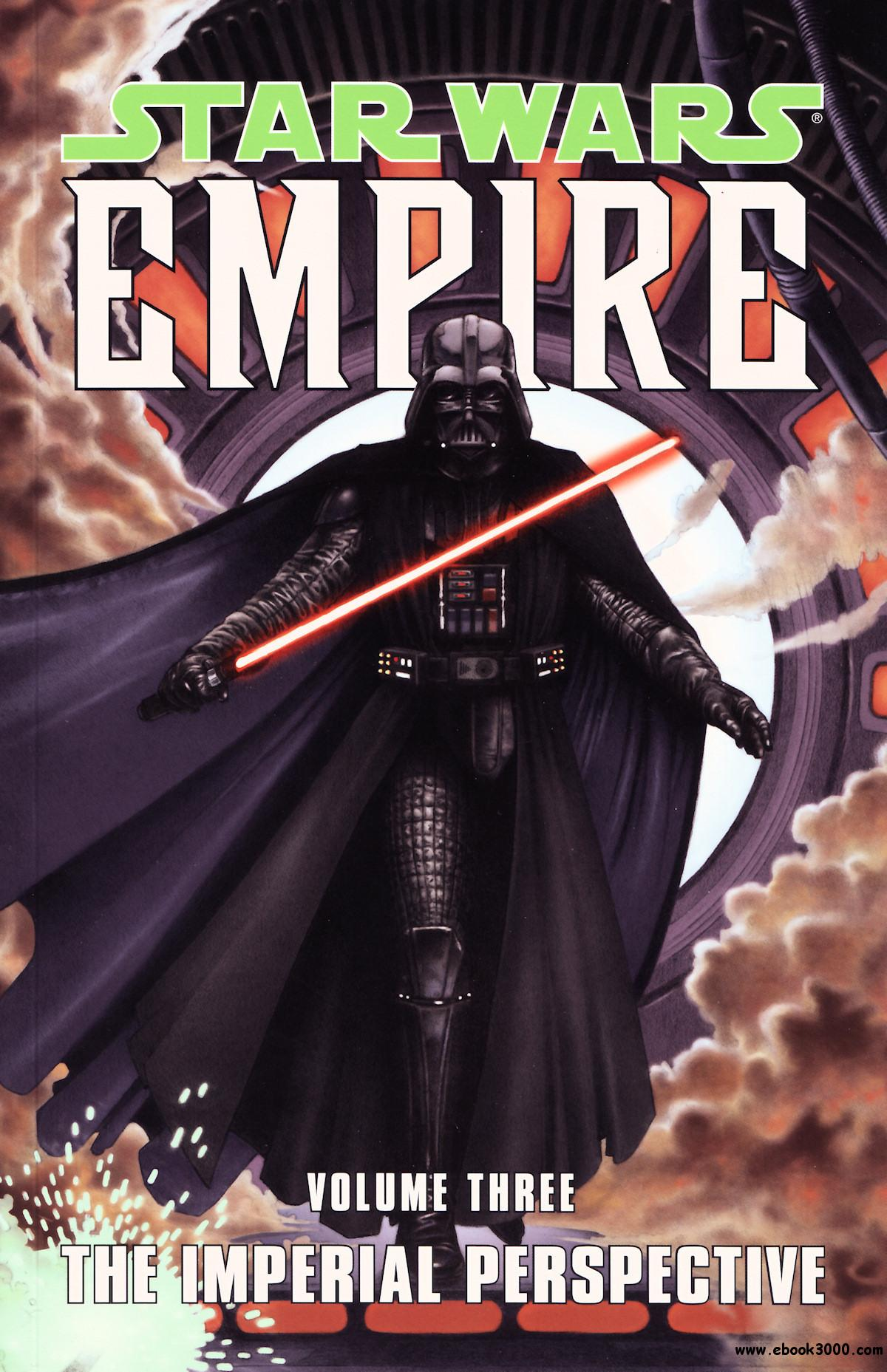 Star Wars - Empire Vol. 3 - The Imperial Perspective [TPB] (2004) free download