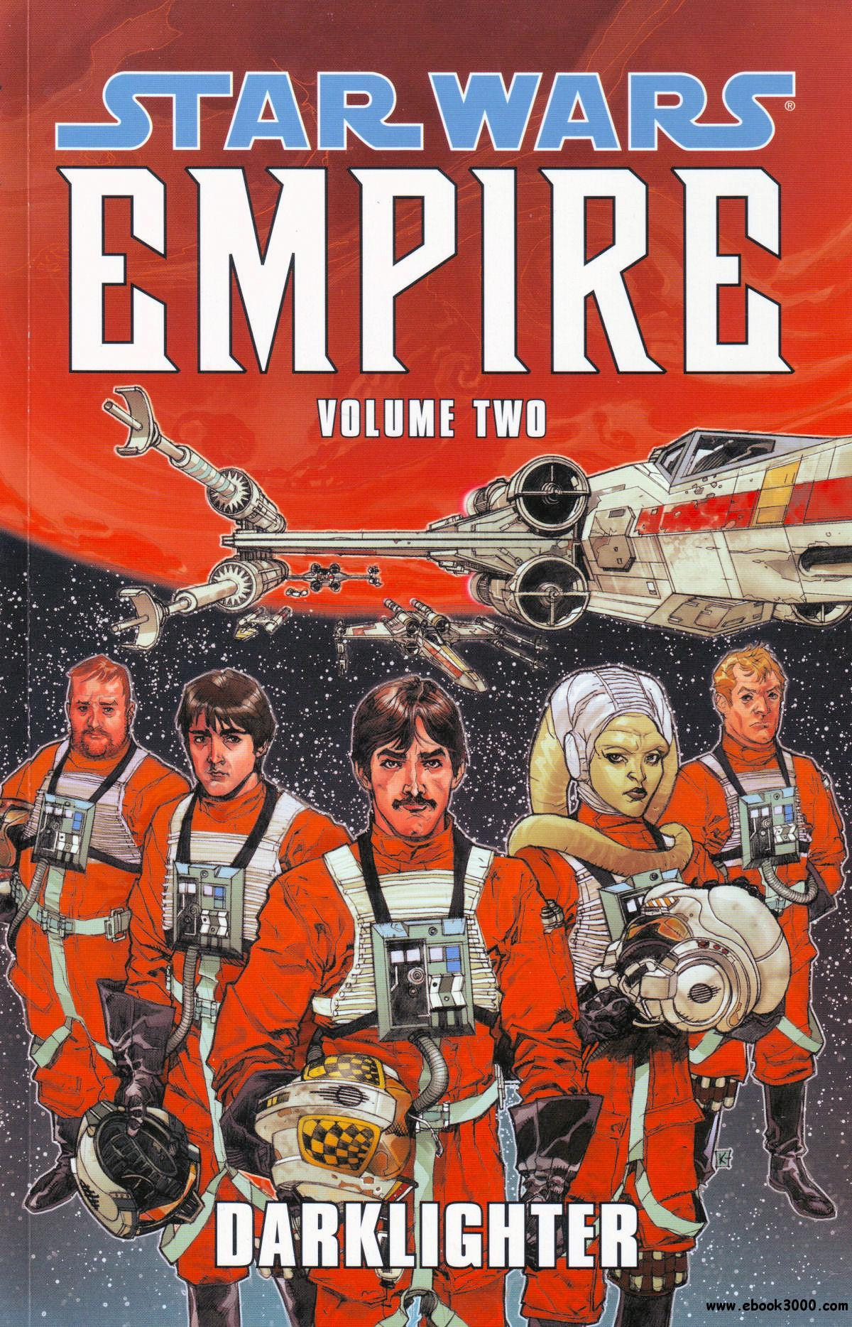 Star Wars - Empire Vol. 2 - Darklighter [TPB] (2004) free download
