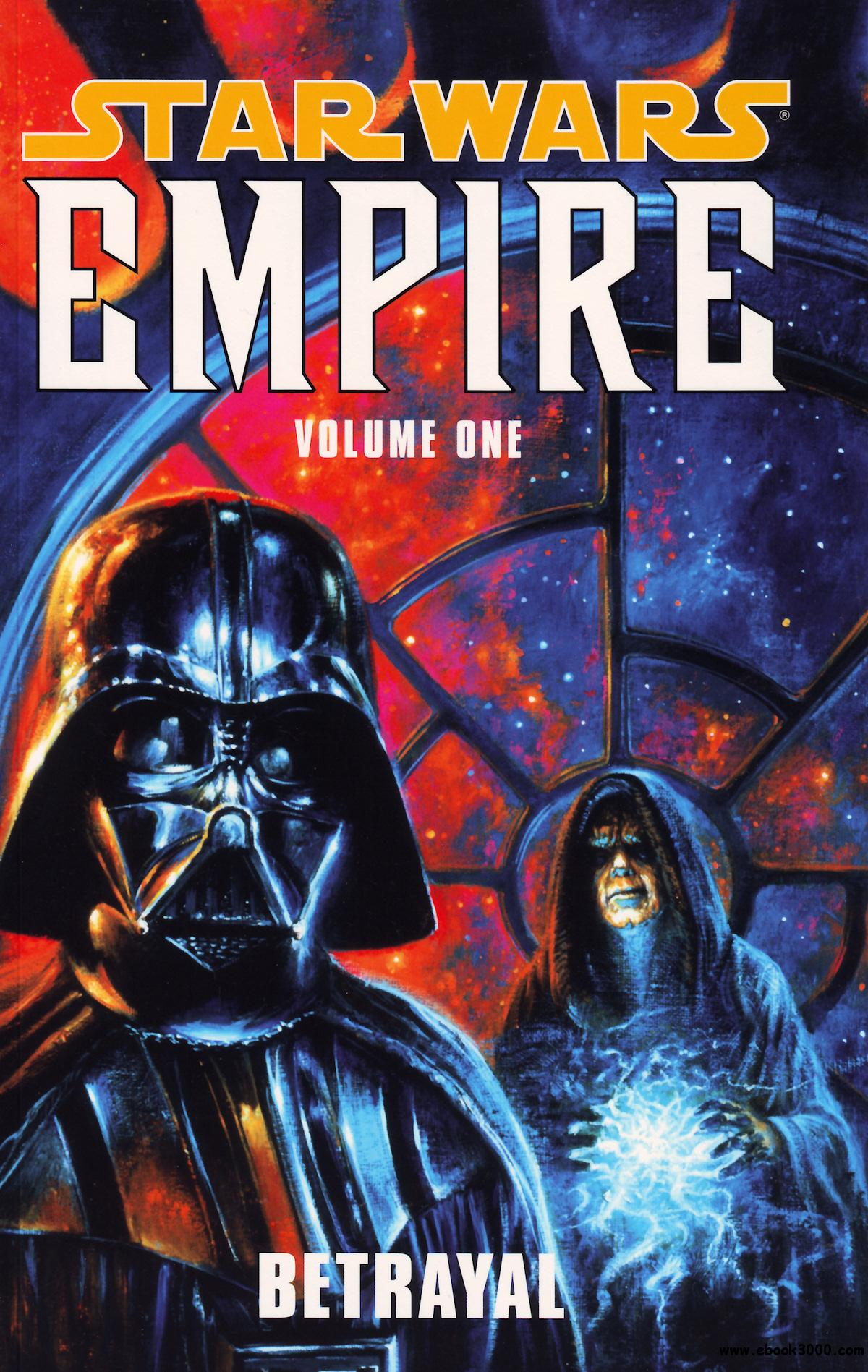 Star Wars - Empire Vol. 1 - Betrayal [TPB] (2003) free download