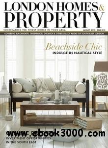 London Homes & Property (South East) - August 2011 free download