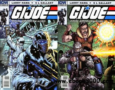 G.I. Joe: A Real American hero #168 (2011) free download