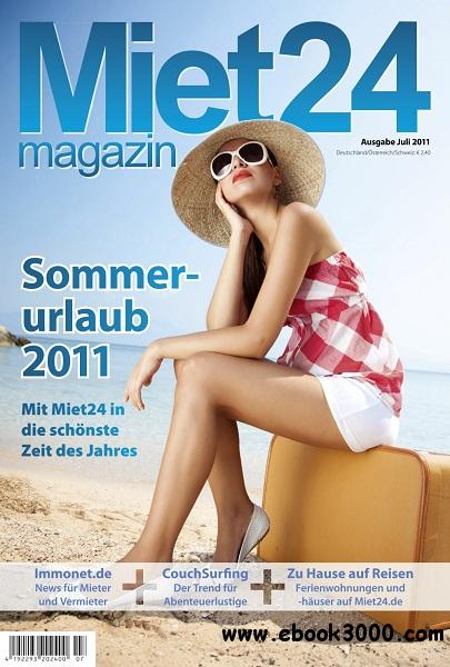 Miet24 - Juli 2011 free download