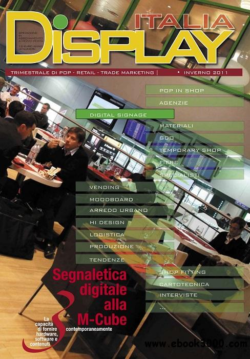 Display Italia - March 2011 free download
