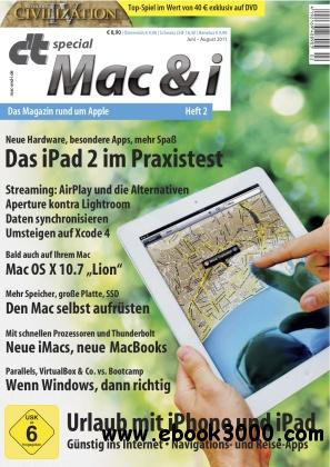 ct Magazin Spezial Mac & i Heft 02 Juni - August 2011 free download