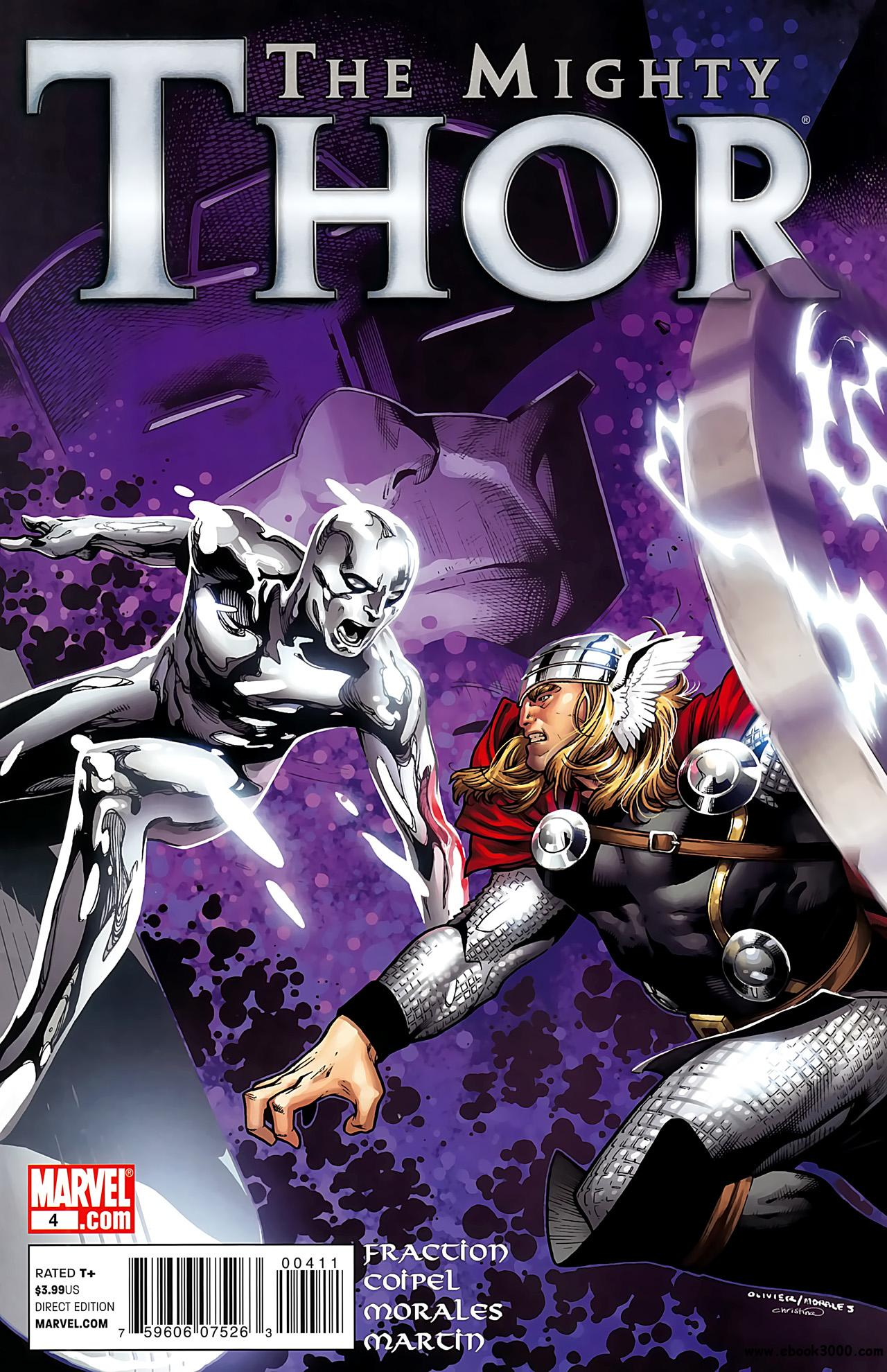 The Mighty Thor #4 (2011) free download