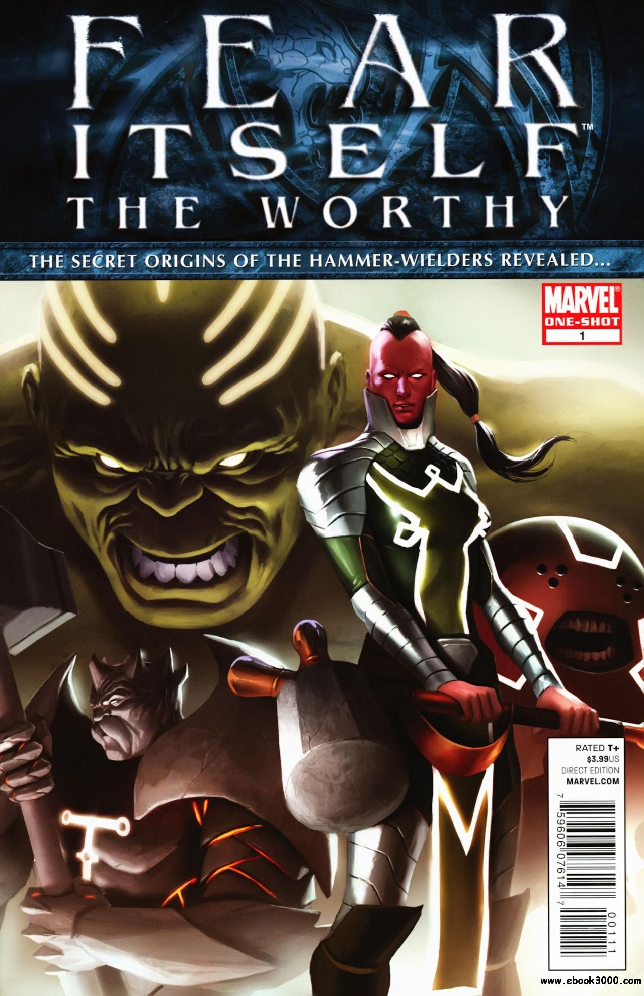 Fear Itself - The Worthy #1 (2011) free download