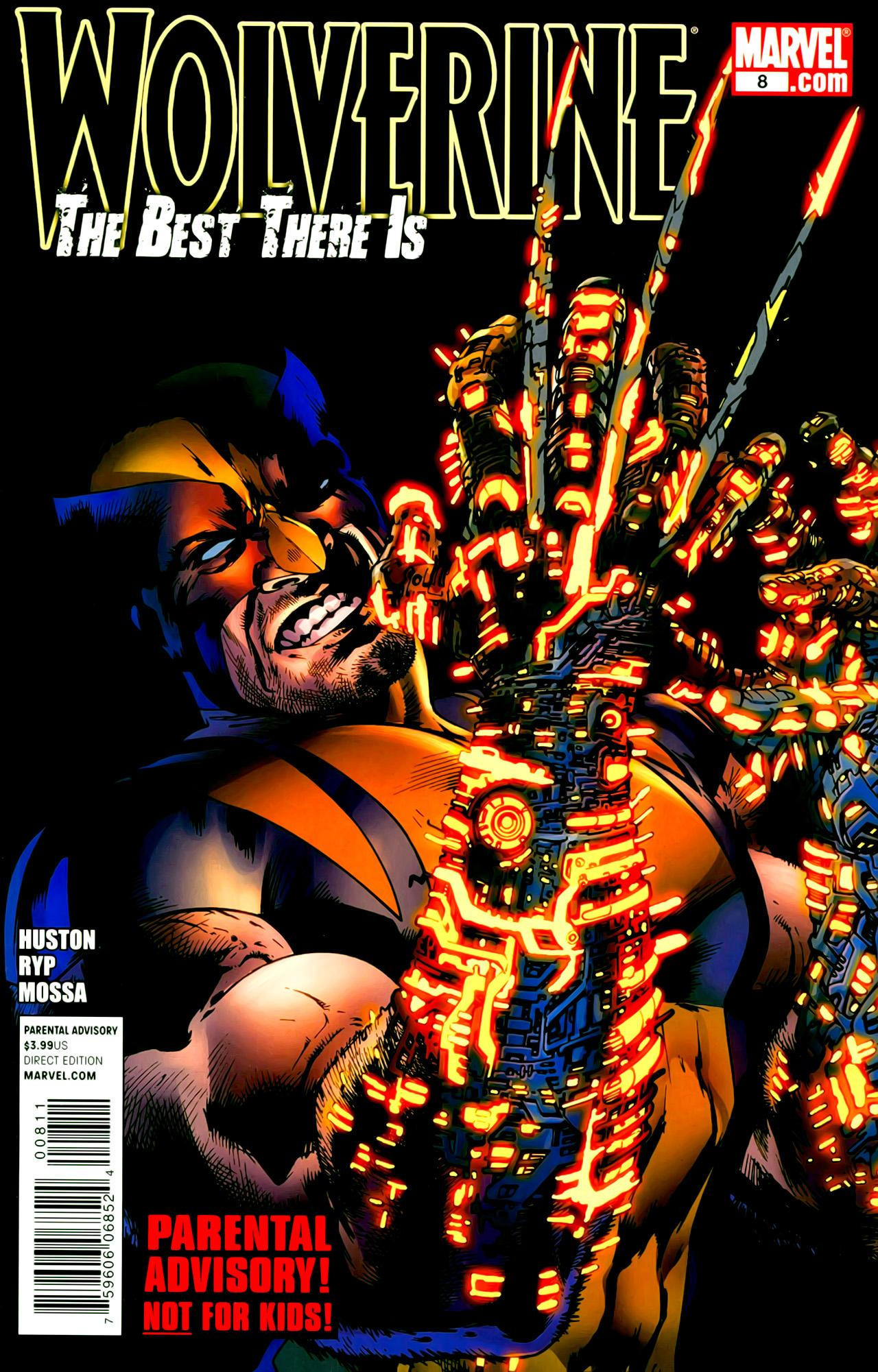 Wolverine - The Best There Is #8 (2011) free download