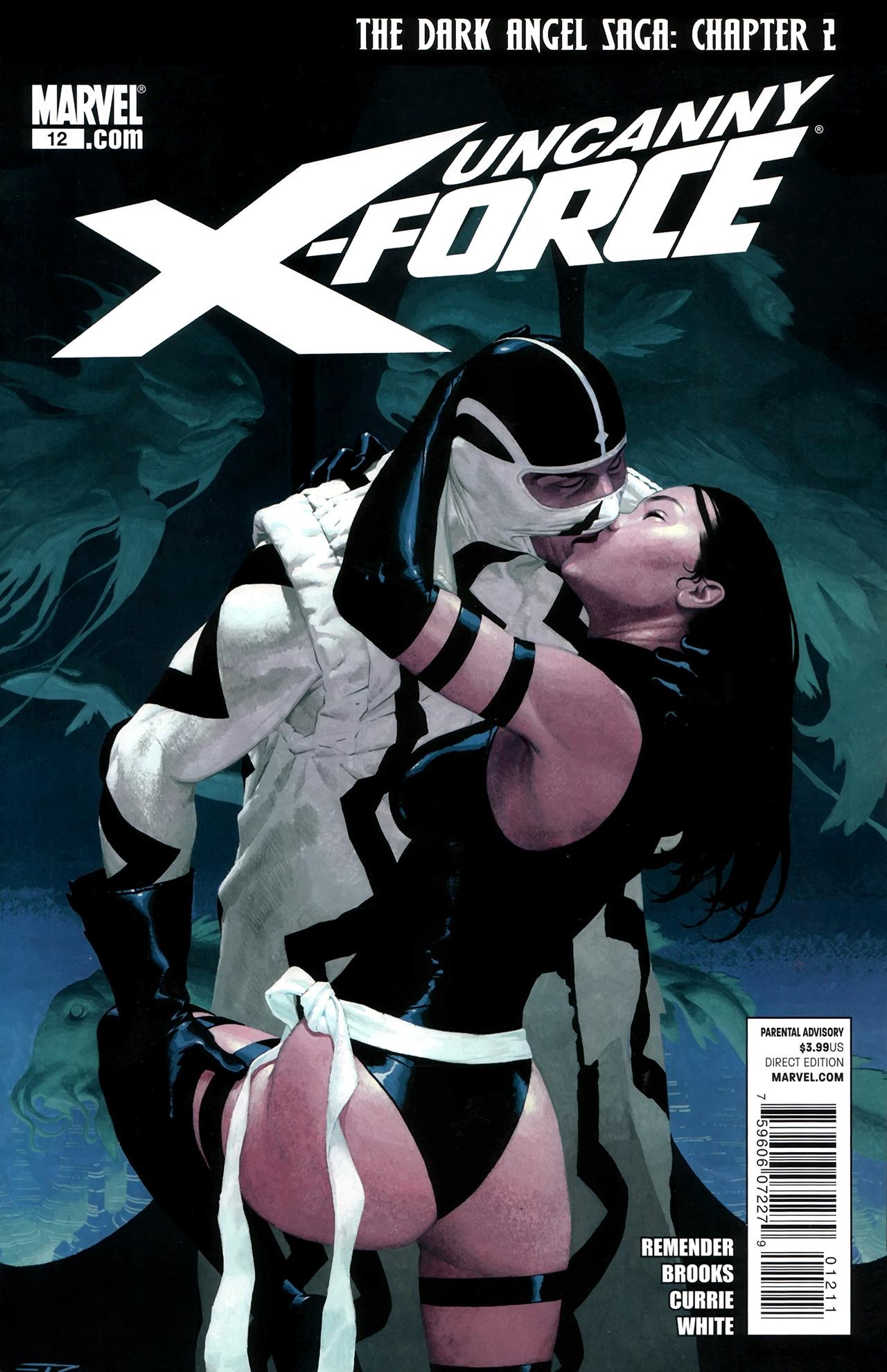Uncanny X-Force #12 (2011) free download