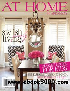 At Home in Arkansas - August 2011 free download
