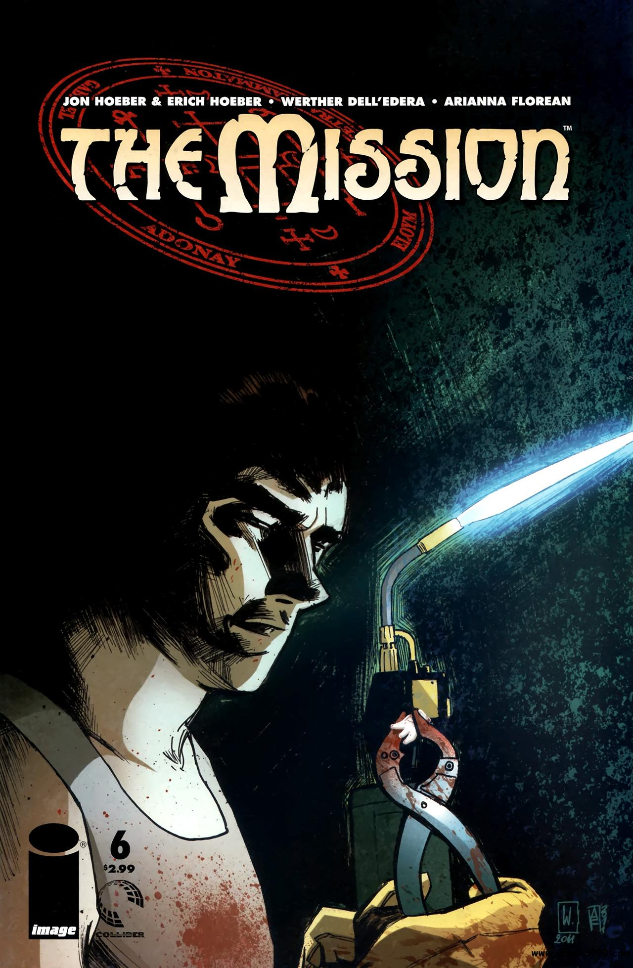 The Mission #6 (of 06) (2011) free download