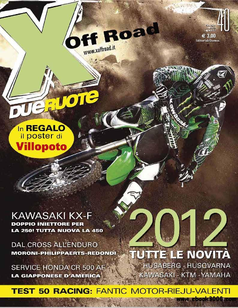 XOff Road July 2011 (Nr.40 Luglio 2011) free download