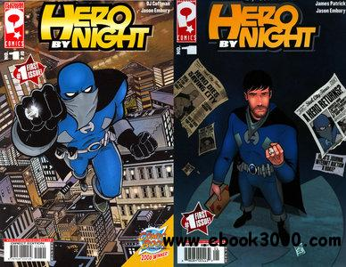 Hero By Night Vol.1 #1-4 & Vol.2 #1-3 free download