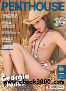 Penthouse Spain C August 2011 free download
