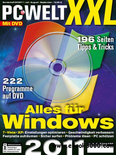 PC-WELT Sonderheft XXL Juli - September 03-2011 C Windows free download