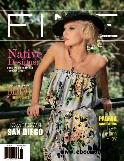 FINE Magazine Volume 5 Issue 8 2011 free download