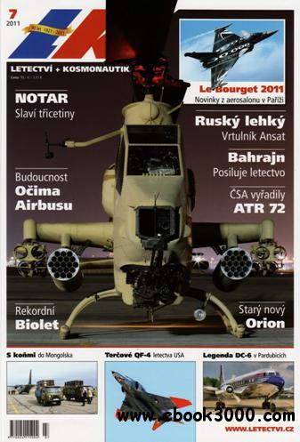 Letectvi + Kosmonautika 2011-07 free download