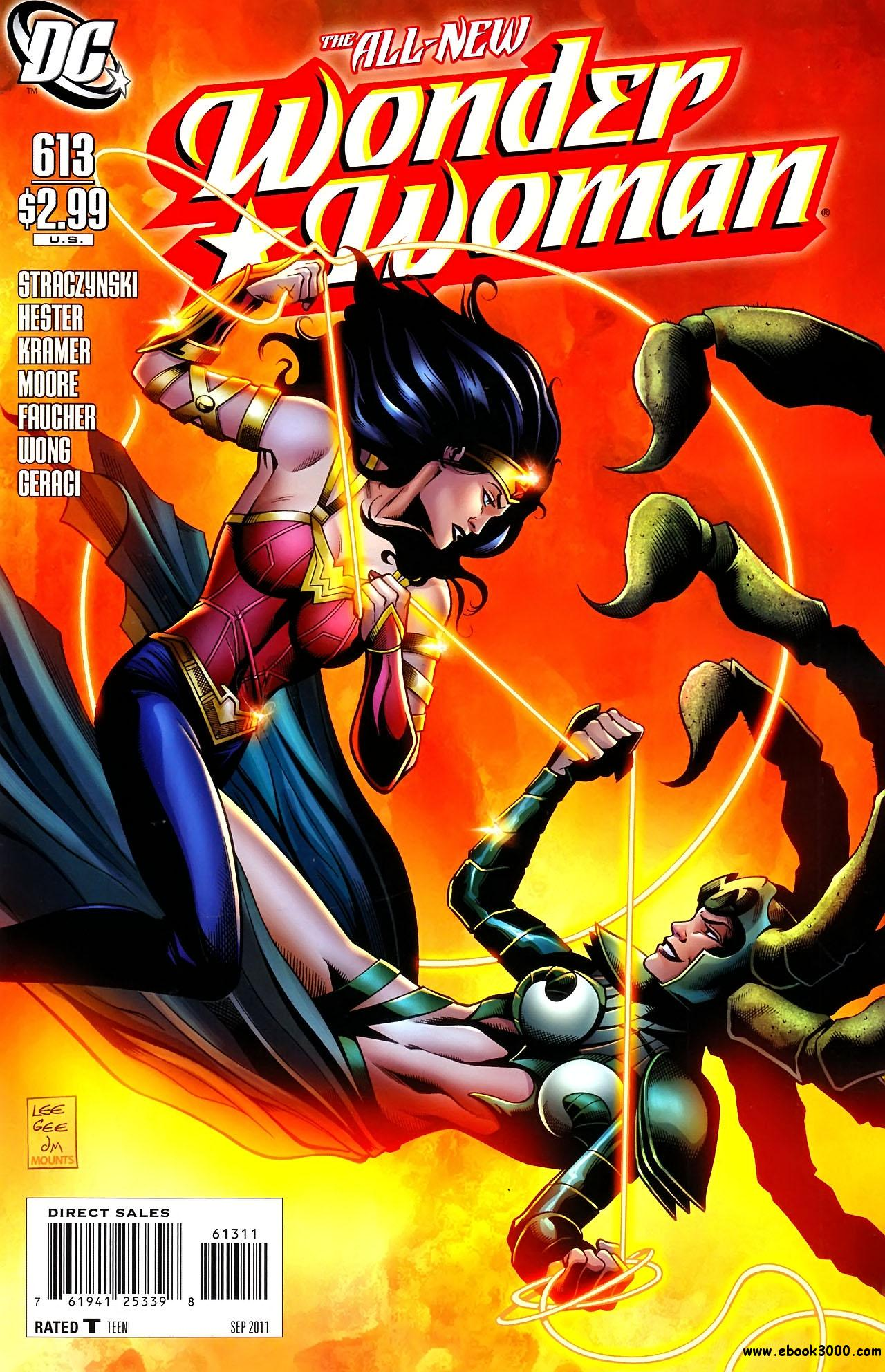 Wonder Woman #613 (2011) free download